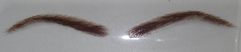 Pretty Loxx Lace eyebrows with free adhesive SHAPE 9