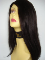 Pretty Loxx Indian Remy L-Part Wig  Straight custom made - PrettyLoxx