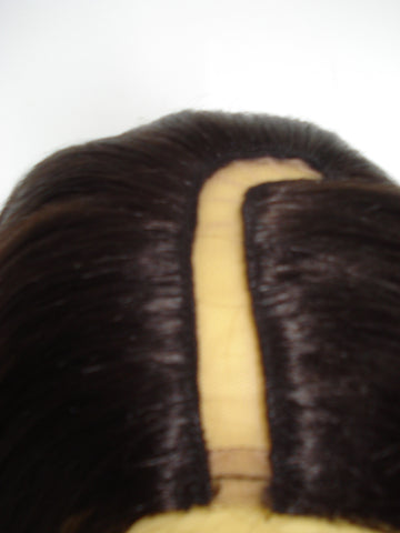 Pretty Loxx Indian Remy L-Part Wig  Straight custom made