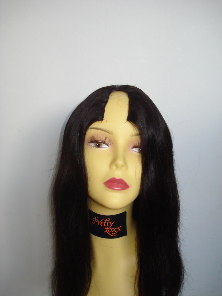 Pretty Loxx Indian Remy U-Part Unit Straight Custom Made - PrettyLoxx