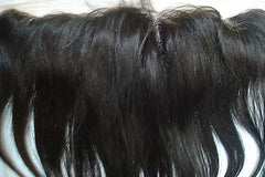 "Pretty Loxx Indian Remy Lace Frontal straight 12"" 14"" 16"" 18"" col 1,1b, 2 - PrettyLoxx"