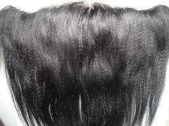 "Pretty Loxx Indian Remy Yaki Lace Frontal, 12"" Col 1 - PrettyLoxx"