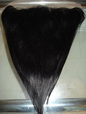 "Pretty Loxx Brazilian Virgin Lace Frontal straight 12"" 14"" 16"" 18"" col 1,1b, 2 - PrettyLoxx"