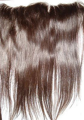 Pretty Loxx Yaki Brazilian Virgin Lace Frontal all lengths and cols avail - PrettyLoxx