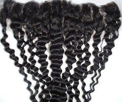 Pretty Loxx Indian Remy Lace Frontal Wavy colours - PrettyLoxx