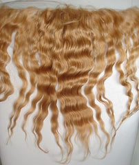 "Pretty Loxx Indian Remy Lace Frontal Wavy 14"" Colour 30 - PrettyLoxx"