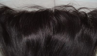 "Pretty Loxx Yaki Malaysian Virgin Lace Frontal 12"" 14"" 16"" 18"" col 1,1b, 2 - PrettyLoxx"