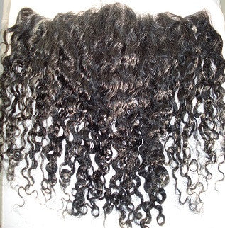 "Pretty Loxx 12"" Afro Wave INDIAN REMY FRONTAL COL 1b"