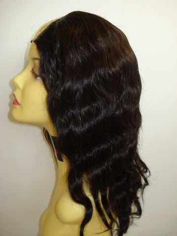 Pretty Loxx Indian Remy U-Part Unit Body Wave Custom Made