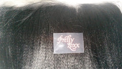 PrettyLoxx Indian Remy Lace Frontal Coarse Yaki Indian remy SALE - PrettyLoxx