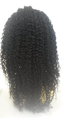 PrettyLoxx Indian Remy Tight Deep Wave Full Lace Wig - PrettyLoxx