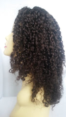 PrettyLoxx Indian Remy L-Part Wig Curly - PrettyLoxx
