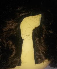 "Pretty Loxx Indian Remy L Part Wig Curly 14"" col 2 - PrettyLoxx"
