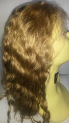 Pretty Loxx Indian Remy Sassy Wave Full Lace Wig - PrettyLoxx