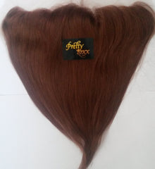 Pretty Loxx Brazilian Virgin Lace Frontal straight - PrettyLoxx