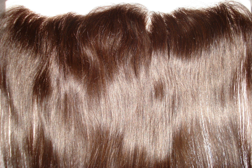 "PRETTY LOXX 12"" STRAIGHT REMY FRONTAL COL 2"