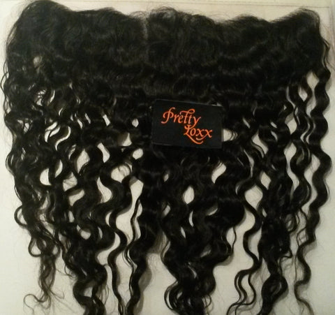 "PRETTY LOXX 16""  WAVY INDIAN REMY FRONTAL COL 1B"