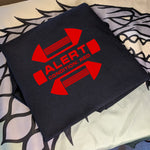 Star Trek Red Alert T shirt - Bad Wolf Clothes