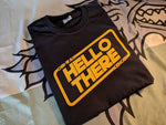 Star Wars - Obi-Wan Kenobi - Hello There T-Shirt - Bad Wolf Clothes