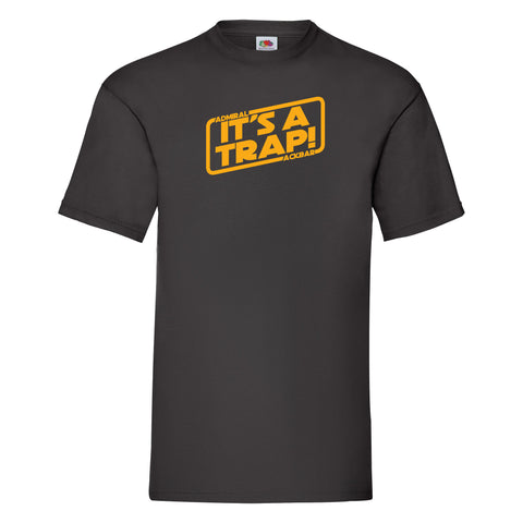 Star Wars, It's A Trap T Shirt