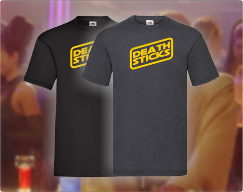 Star Wars - Death Sticks T shirt - Wanna buy some death sticks? - Bad Wolf Clothes