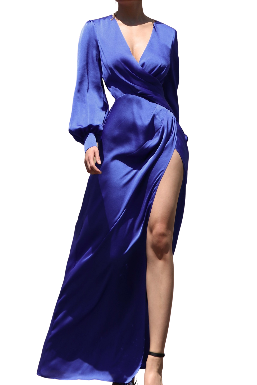 Cinderella Satin Dress
