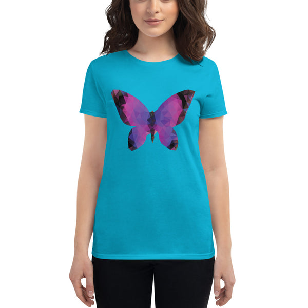Rediscover yourself Women's short sleeve t-shirt