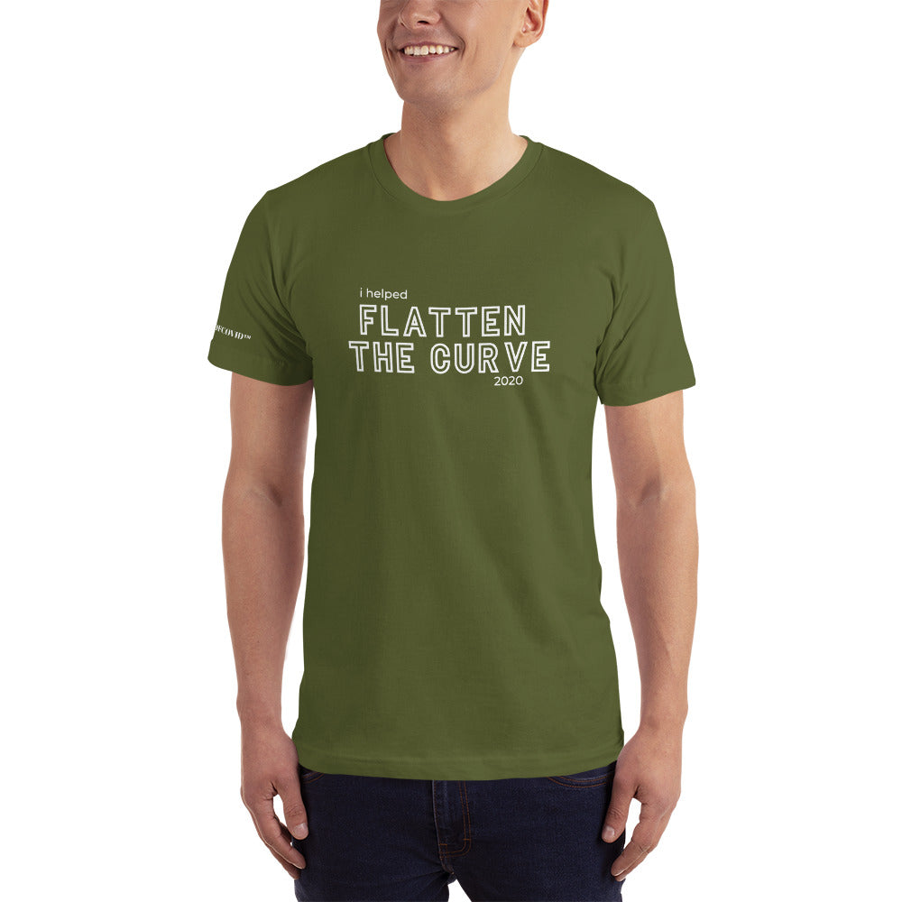 Flatten The Curve T-Shirt