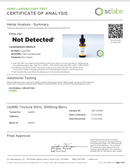 cbdMD : 3000mg Premium Oil Tincture 30mL
