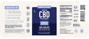 CBDistillery : 30mg Night Time CBD Gummies, 25 Count