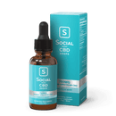 Social CBD : Broad Spectrum Drops : 750mg