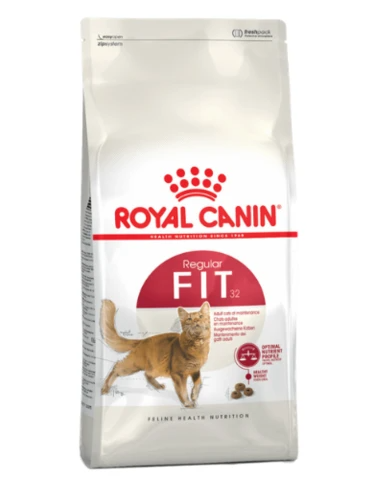 Royal Canin Feline Health Nutrition Fit 32 Dry Cat Food (4 Sizes Available)