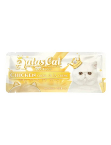 Aatas Cat Creme De La Creme Liquid Treat 16g (3 Different Flavours Available)