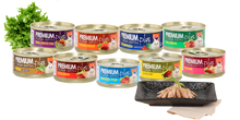Load image into Gallery viewer, Aristo Cats Premium Plus Tuna with Salmon 80g
