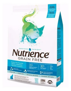 Nutrience Grain Free Ocean Fish Dry Cat Food (2 Sizes Available)
