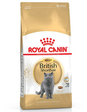 Load image into Gallery viewer, Royal Canin British Shorthair Adult Dry Cat Food 4kg