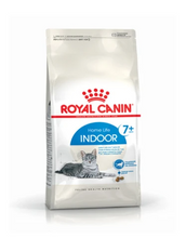 Load image into Gallery viewer, Royal Canin Feline Health Nutrition Indoor 7+ Dry Cat Food (2 Sizes Available)