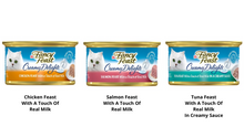 Load image into Gallery viewer, Fancy Feast Creamy Delights Chicken Feast Canned Cat Food 85g