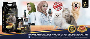 Beauty Set $50 PROMO! Royal Pet Supplement And Fur Spray!
