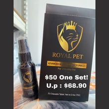 Load image into Gallery viewer, Beauty Set $50 PROMO! Royal Pet Supplement And Fur Spray!