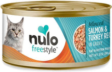 Load image into Gallery viewer, Nulo Freestyle Salmon & Turkey Recipe 85g