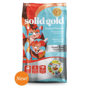 Solid Gold Touch Of Heaven Kitten 6lbs (2.7kg)