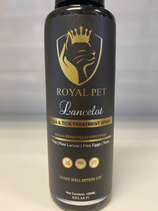 Royal Pet Flea & Tick Spray 120ml
