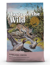 Load image into Gallery viewer, Taste Of The Wild Lowland Creek Roasted Quail & Duck
