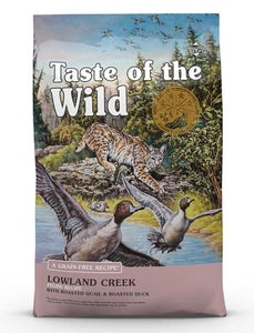Taste Of The Wild Lowland Creek Roasted Quail & Duck