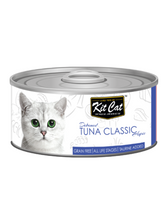 Load image into Gallery viewer, Kit Cat Tuna Flakes 80g