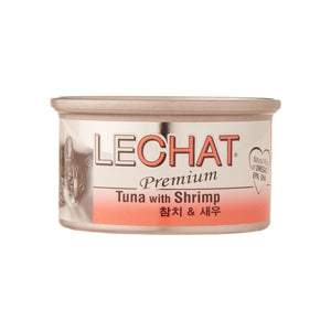 Le chat premium Tuna and Shrimp