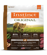 Load image into Gallery viewer, Instinct Original Grain Free Recipe With Duck. 2kg