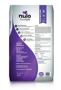 Nulo Freestyle Hairball Management Turkey & Cod Recipe 2.27kg