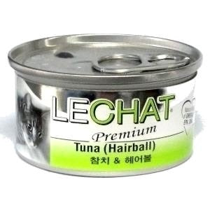 Le chat Premium Tuna (hairball)